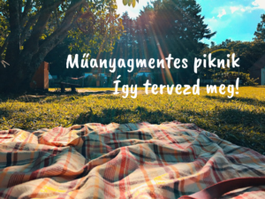 Műanyagmentes piknik