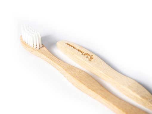 Natúr Bambusz fogkefe